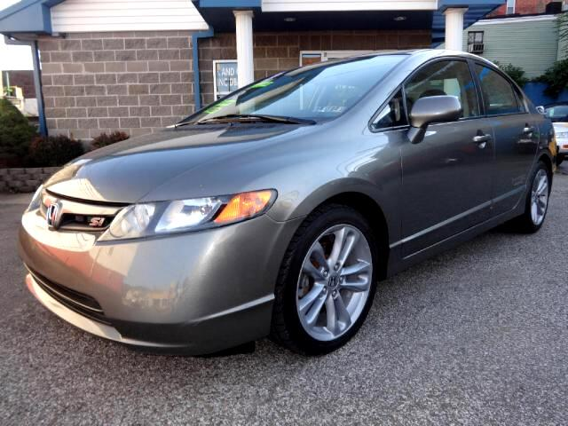 2008 honda civic si for sale nj. Black Bedroom Furniture Sets. Home Design Ideas