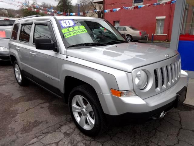 2011 Jeep Patriot Latitude X 4WD