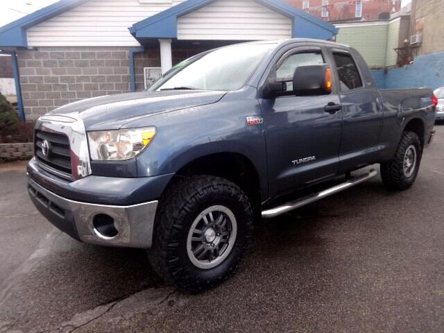 2007 Toyota Tundra SR5 Double Cab 6AT 4WD
