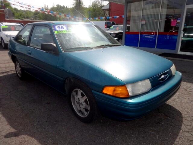 1996 Ford Escort LX 2-Door