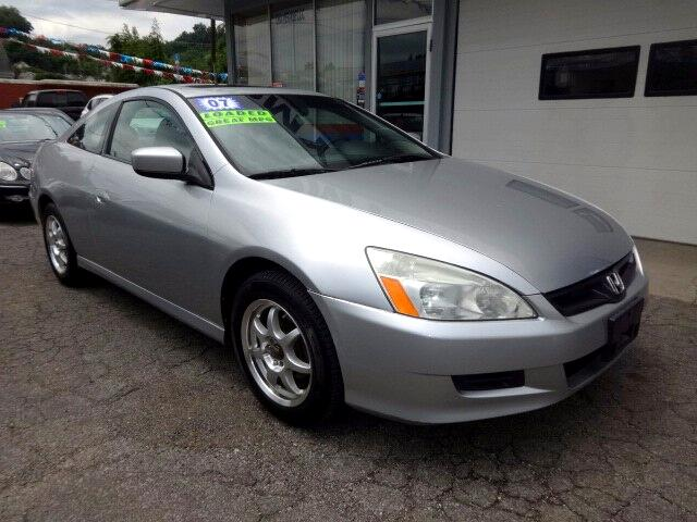 2007 Honda Accord EX-L Coupe AT