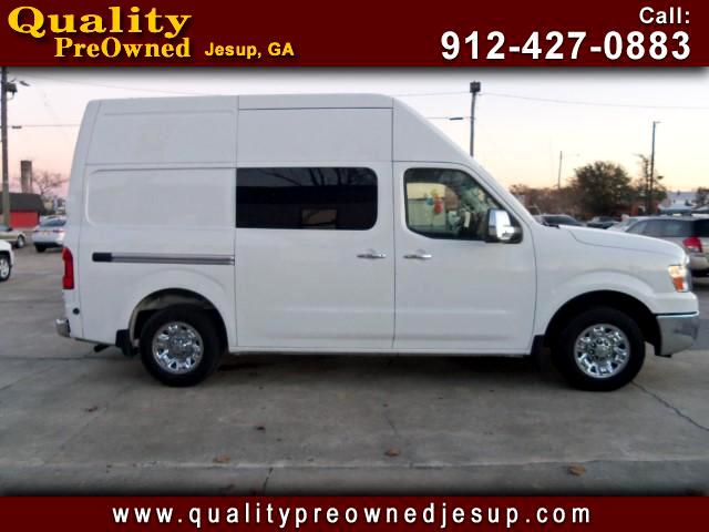 2014 Nissan NV Cargo 2500 HD S V6 High Roof