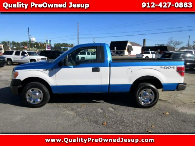 2009 Ford F-150 S Reg. Cab Short Bed 4WD
