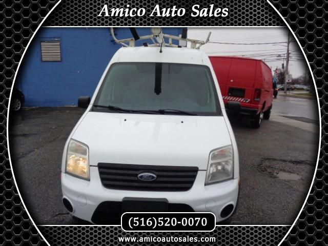 2012 Ford Transit Connect XLT WITH SIDE GLASS