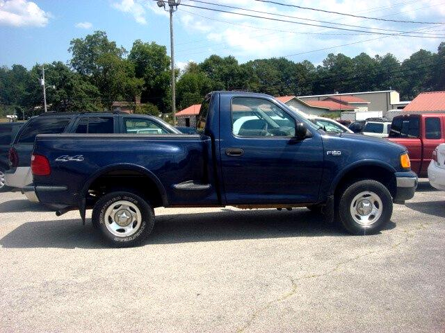 2004 Ford F-150 Heritage XL Flareside 4WD