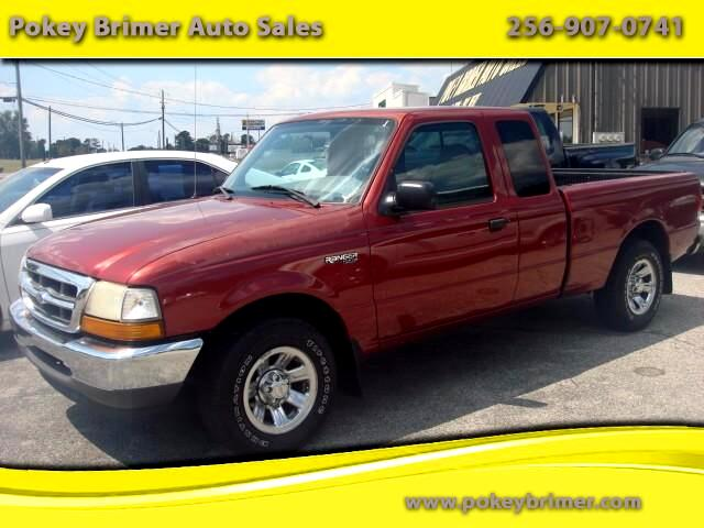 2000 Ford Ranger XL SuperCab 2WD