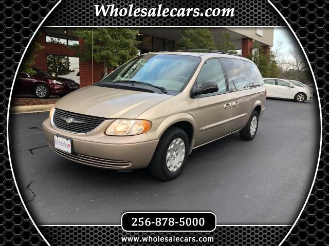 2003 Chrysler Town & Country eL FWD