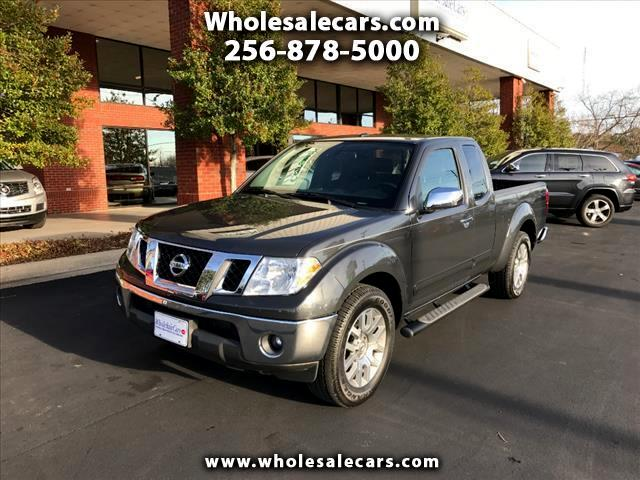 2010 Nissan Frontier LE King Cab 2WD