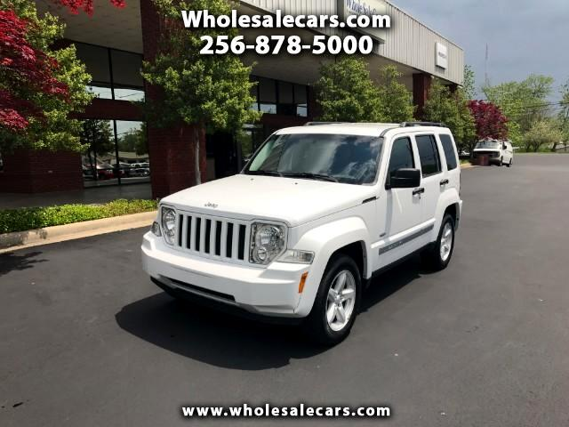 2012 Jeep Liberty Sport 2WD
