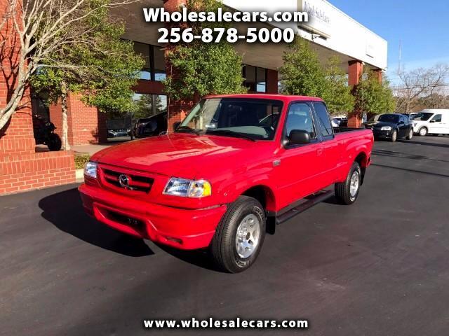 2002 Mazda Truck B3000 Dual Sport Cab Plus 2WD