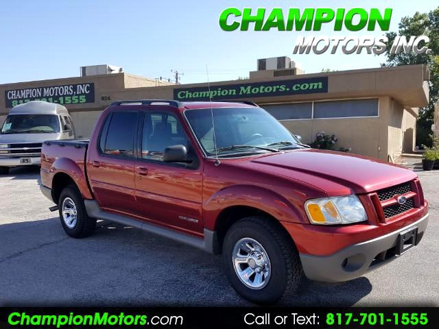 2002 Ford Explorer Sport Trac 2WD Choice