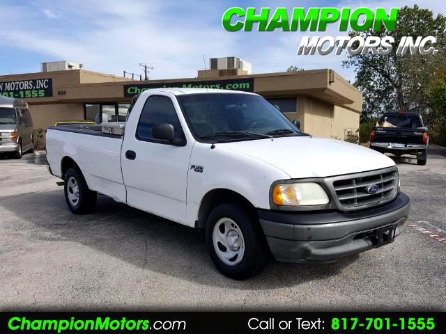 2002 Ford F-150 XL Long Bed 2WD