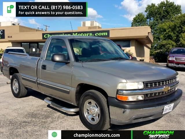 2000 Chevrolet Silverado 1500 Regular Cab Long Bed 2WD