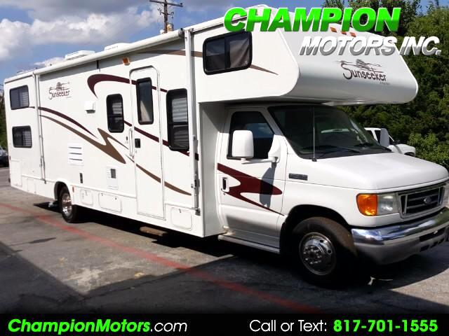 2006 Ford Class C Motorhome Chassis E-450