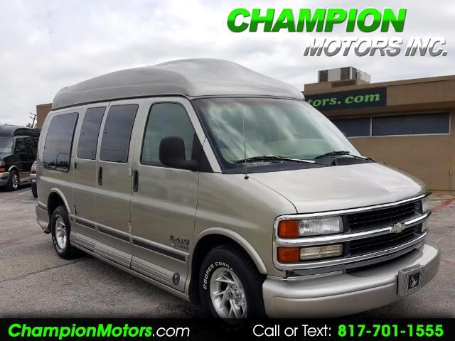 1999 Chevrolet Express G 1500 Explorer Limited SE