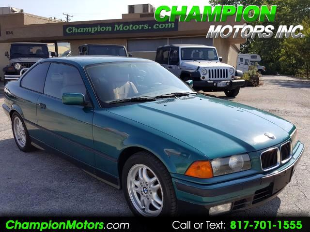 1992 BMW 3-Series 325is