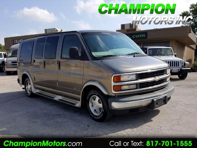 1999 Chevrolet Express G1500 Explorer Conversion Van