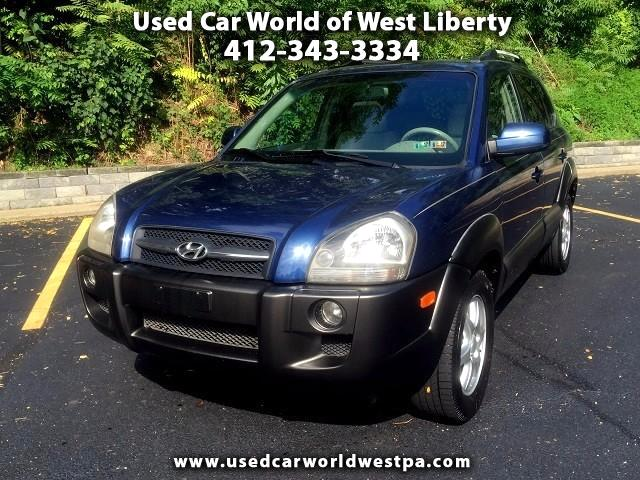Hyundai Tucson Used Car World West Liberty Pittsburgh