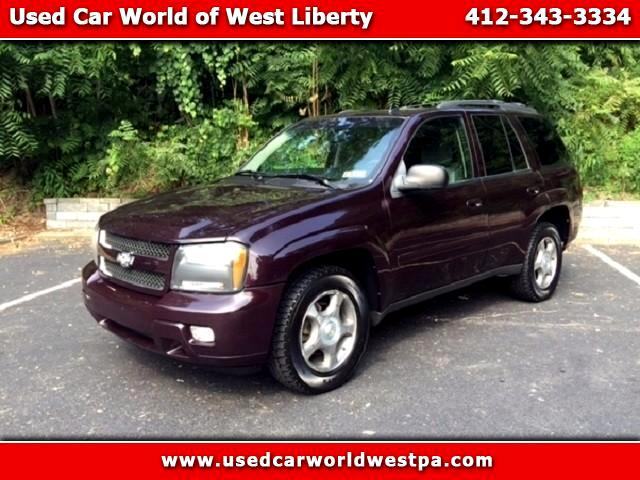 2008 Chevrolet TrailBlazer 4WD
