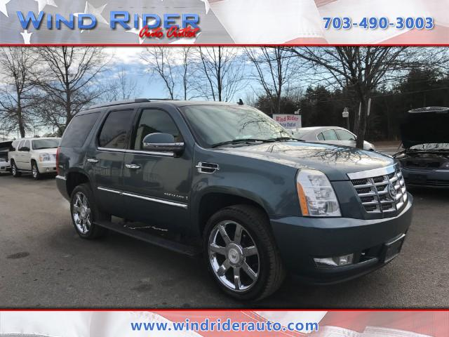 2008 Cadillac Escalade AWD Luxury