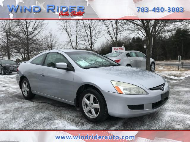 2005 Honda Accord SE coupe