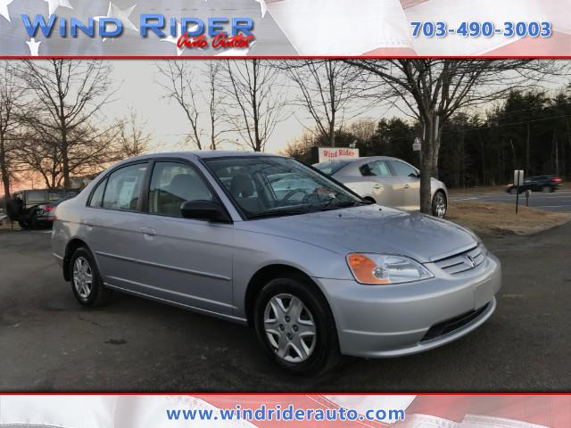2003 Honda Civic LX
