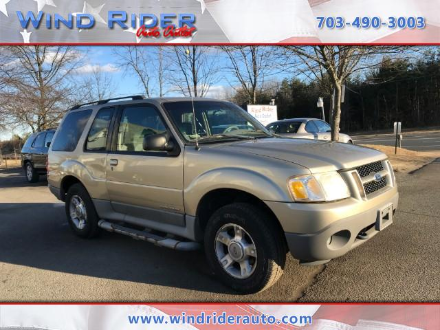 2002 Ford Explorer Sport 2-Door 2WD