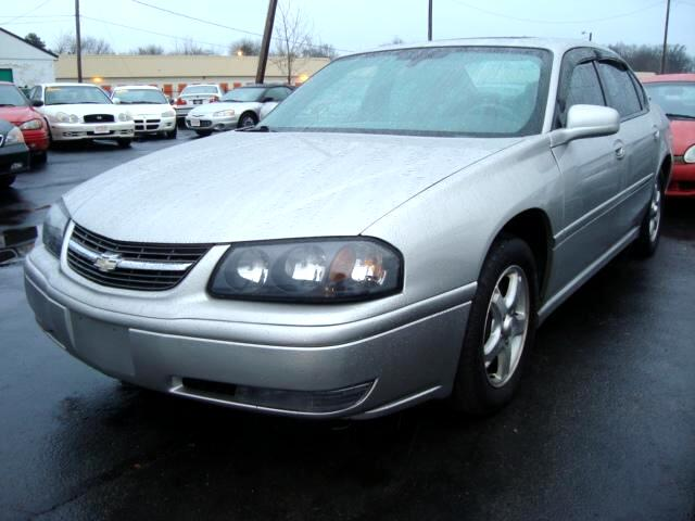 2005 Chevrolet Impala