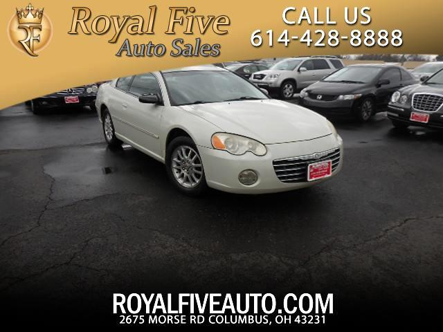 2003 Chrysler Sebring LX Coupe