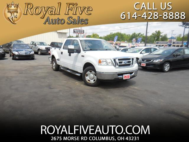 2008 Ford F-150 XLT SuperCrew Flareside 2WD