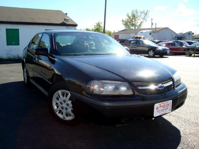 2004 Chevrolet Impala