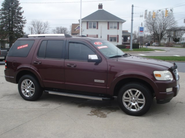 2007 Ford Explorer Limited 4.0L 2WD