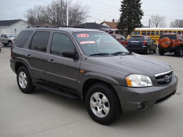 2003 Mazda Tribute