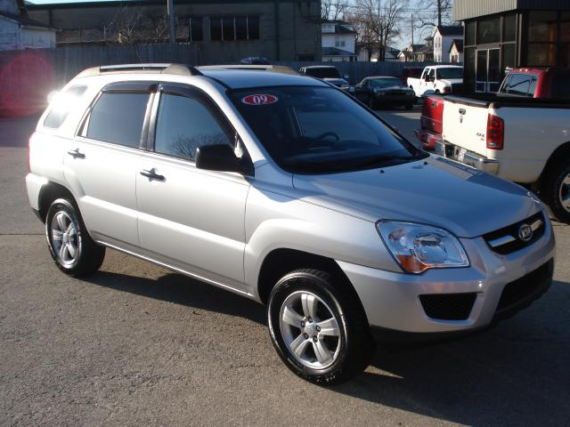 2009 Kia Sportage
