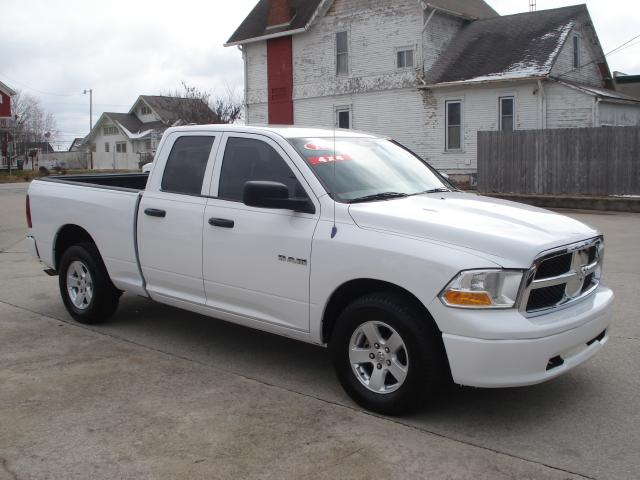 2010 RAM 1500