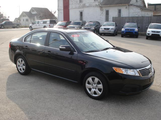 2010 Kia Optima