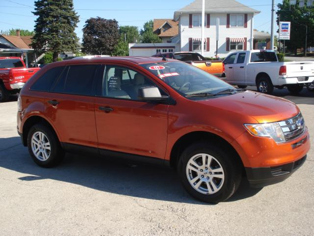 2007 Ford Edge