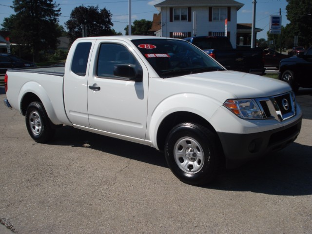 2014 Nissan Frontier S King Cab 2WD