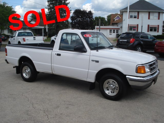 1996 Ford Ranger XLT Reg. Cab Long Bed 2WD