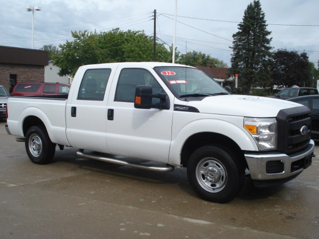 2012 Ford F-250 SD XL Crew Cab 2WD