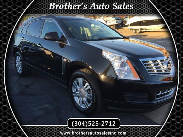 2015 Cadillac SRX Luxury Collection AWD