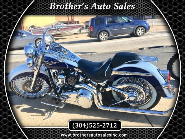 2008 Harley-Davidson FLSTN ANV Softail Deluxe
