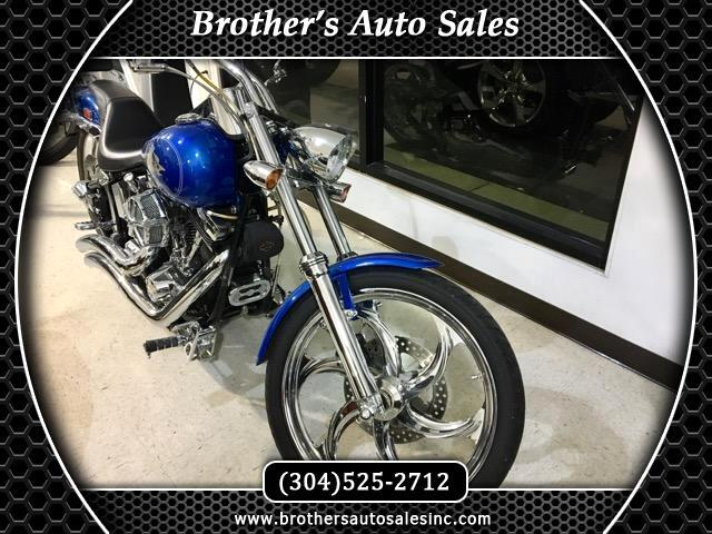 1997 Harley-Davidson FXSTC Soft Tail