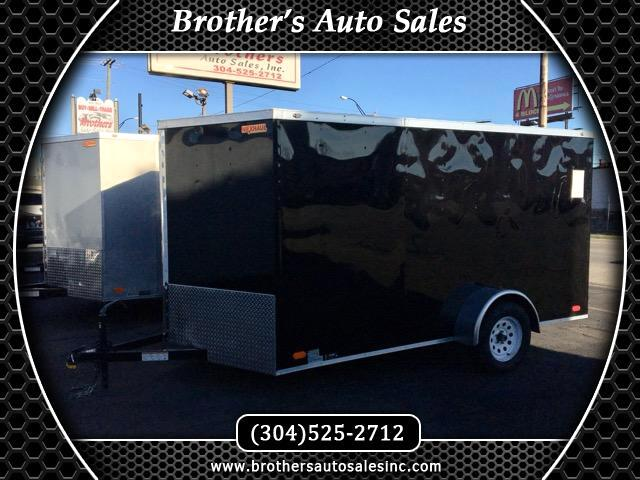 2018 Nex Haul 7 x 12 Enclosed Trailer Bullet SA