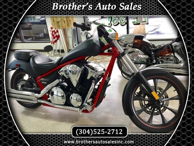 2012 Honda VT1300CX FURY