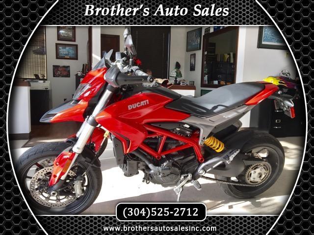 2014 Ducati Hypermotard