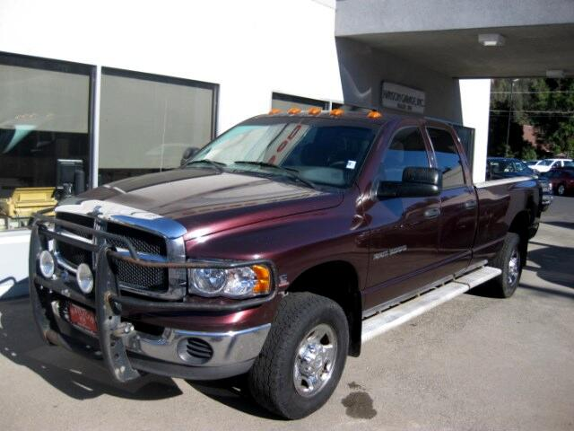 2004 Dodge Ram 3500 SLT Quad Cab Long Bed 4WD