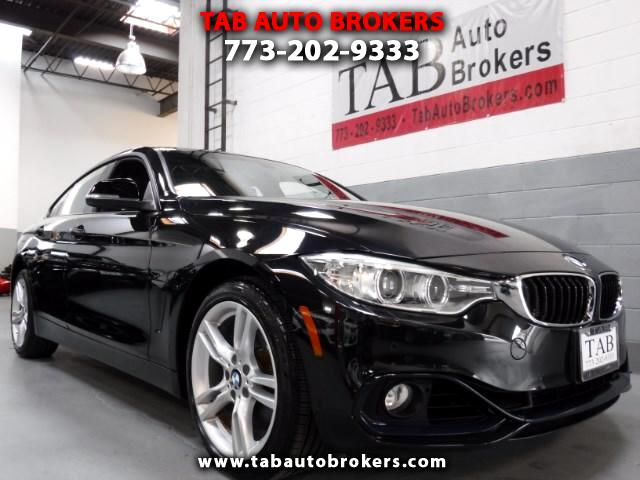 2015 BMW 4-Series Gran Coupe 428i xDrive SULEV
