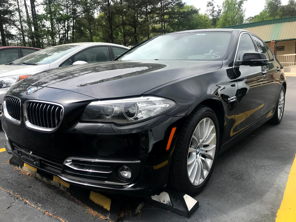 2014 BMW 5-Series 528i Luxury