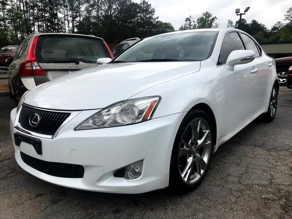 2009 Lexus IS IS 250 Automatic